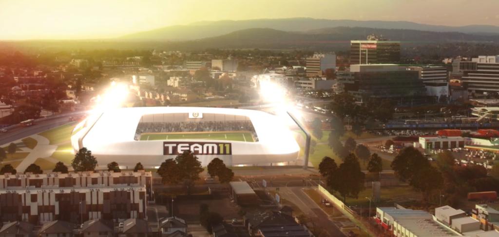 Team11 Stadium